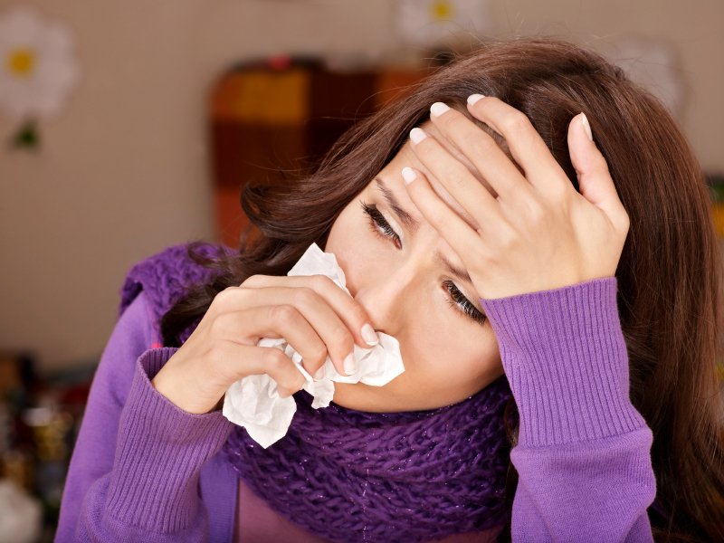 Home Remedy For Fighting Colds & The Flu