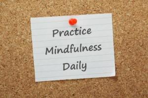 mindfulness, practice, self development