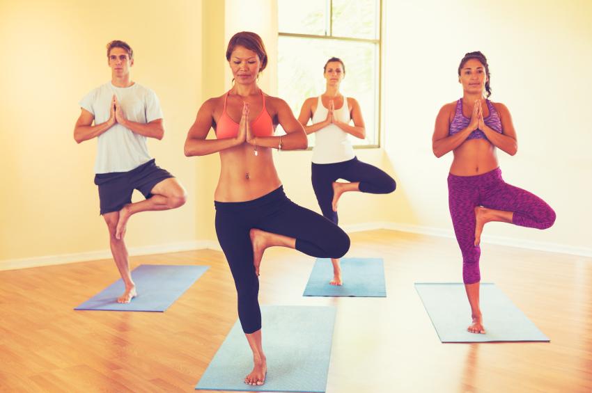 yoga, community, phoenix