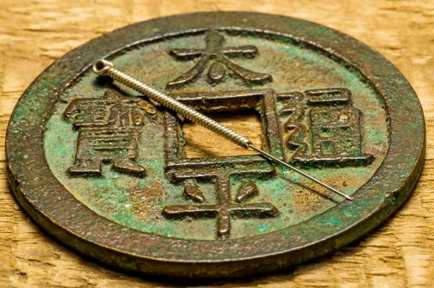 acupuncture, needle